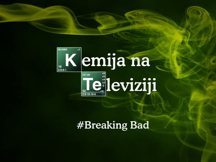 Breaking Bad kemija